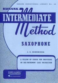 Rubank Intermediate Method: Saxophone (Paperback)