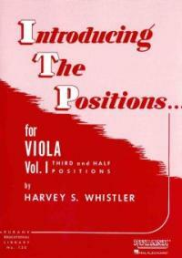 Introducing the Positions for Viola (Paperback)