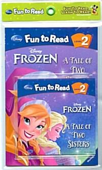 Frozen : A Tale of Two Sisters (Paperback + Workbook + Audio CD 1장)