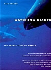 Watching Giants: The Secret Lives of Whales (Paperback)