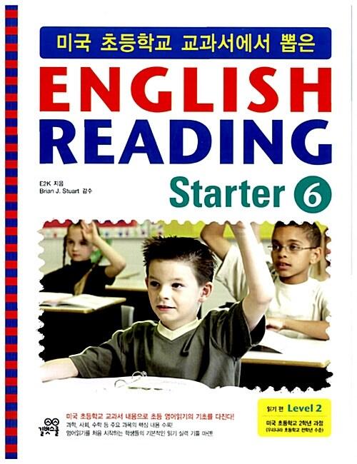 English Reading Starter 6