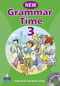 Grammar Time 3 Student Book Pack New Edition (Package)
