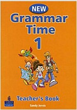 Grammar Time Level 1 Teachers Book New Edition (Paperback, 2 ed)