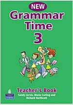 Grammar Time Level 3 Teachers Book New Edition (Paperback, 2 ed)