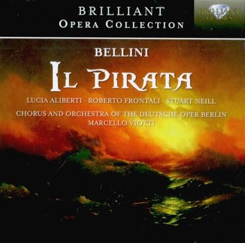 [수입] 벨리니 : 해적 [2CD]
