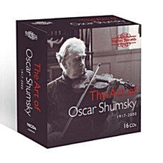 오스카 셤스키의 예술 - The Complete Nimbus Recordings [16CD]