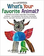 What's Your Favorite Animal? (Hardcover)