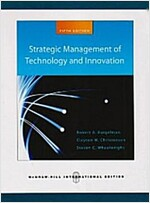 Strategic Management of Technology and Innovation (Paperback, 5th Edition)