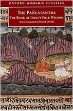 Pancatantra : The Book of India's Folk Wisdom (Paperback)