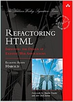 Refactoring HTML: Improving the Design of Existing Web Applications (Hardcover)