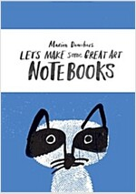 Let's Make Some Great Art Notebooks (Paperback)