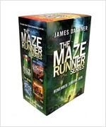 The Maze Runner Series (4-Book) (Boxed Set)