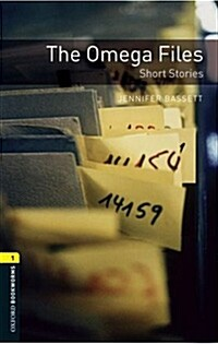 Oxford Bookworms Library: Level 1:: The Omega Files - Short Stories (Paperback)