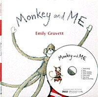 Monkey and Me (Paperback + CD 1장) (Paperback + CD)