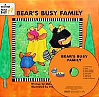 Bears Busy Family (Paperback + CD 1장 + Mother Tip)