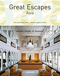 Great Escapes Asia (Paperback, 25th, Anniversary)