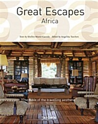 Great Escapes Africa (Paperback, 25, Anniversary)