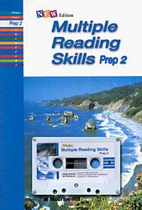New Multiple Reading Skills Prep 2 (Paperback + Tape 1개)