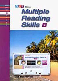 New Multiple Reading Skills B (Paperback + Tape 1개)