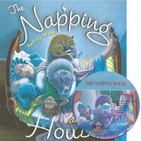 노부영 The Napping House (Paperback + Audio CD)