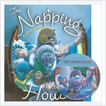 노부영 The Napping House (Paperback + CD)
