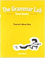 The Grammar Lab:: Teacher's Book One : Grammar for 9- to 12-year-olds with loveable characters, cartoons, and humorous illustrations (Paperback)