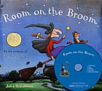 Room on the Broom (Paperback + CD 1장 + Mother Tip)