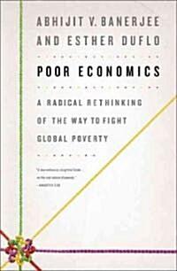Poor Economics (Hardcover)