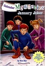 Calendar Mysteries #1: January Joker (Paperback)