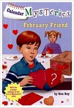 Calendar Mysteries #2: February Friend (Paperback)