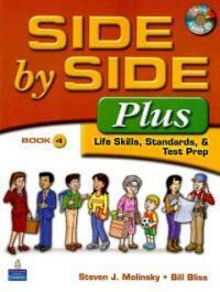 Side by Side Plus 4 - Life Skills, Standards & Test Prep (Paperback, 3, Revised)
