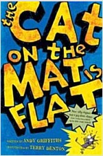 The Cat on the Mat is Flat (Paperback)