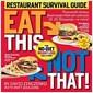 [중고] Eat This Not That! Restaurant Survival Guide: The No-Diet Weight Loss Solution (Paperback)