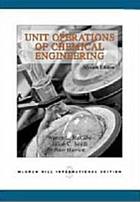 Unit Operations of Chemical Engineering (Paperback, 7 International ed)