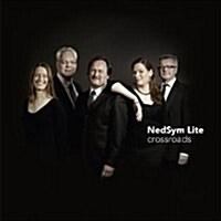[수입] NedSym Lite - 네델란드 교향악단 멤버스 - 크로스오버 작품집 (NedSym Lite - Crossroads) (SACD Hybrid)