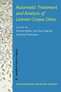 Automatic treatment and analysis of learner corpus data