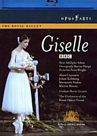 [블루레이] 아당 : 지젤 The Royal Ballet
