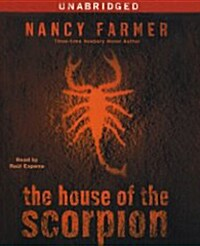 The House of the Scorpion (Audio CD)