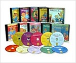 The Berenstain Bears Audio Set (CD 10장)