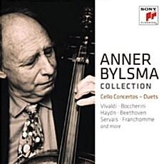 [수입] 안너 빌스마가 연주하는 협주곡과 앙상블 [6CD]
