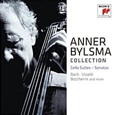 [수입] 안너 빌스마가 연주하는 무반주 첼로 조곡과 소나타집 [11CD]