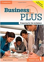 Business Plus Level 1 Student's Book (Paperback, 1st, Student)