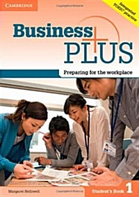 Business Plus Level 1 Students Book (Paperback, 1st, Student)