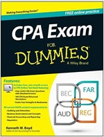 CPA Exam for Dummies with Access Code (Paperback)