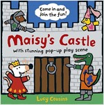 Maisy's Castle: A Maisy Pop-Up and Play Book (Hardcover)