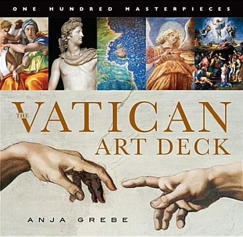 The Vatican Art Deck: 100 Masterpieces (Hardcover)