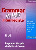Grammar in Use Intermediate Student's Book with Answers Korean Edition: Self-Study Reference and Practice for Students of American English (Paperback, 3)