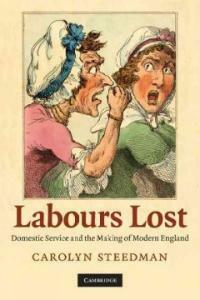 Labours lost : domestic service and the making of modern England