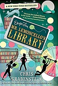 Escape from Mr. Lemoncellos Library (Paperback)
