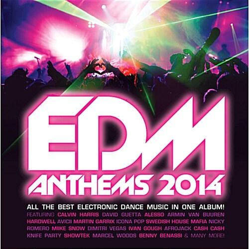 EDM Anthems 2014 [2CD]
